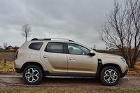 Dacia Duster 2018 - z boku