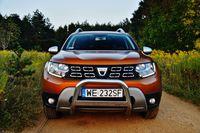 Dacia Duster Blue dCi Comfort - przód