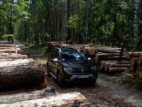Dacia Duster PRESTIGE 1.5 dci 4WD - z przodu