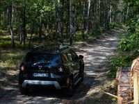 Dacia Duster PRESTIGE 1.5 dci 4WD - z tyłu
