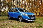 Dacia Lodgy Blue dCi Stepway, czyli duże auto za małe pieniądze