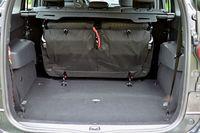 Dacia Lodgy Stepway - bagażnik