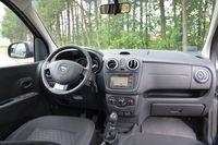 Dacia Lodgy Stepway - wnętrze