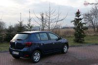 Dacia Sandero 1.0 75 KM - w cenie dodatków