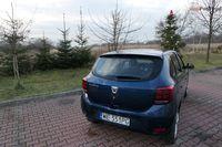 Dacia Sandero 1.0 75 KM - tył