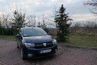 Dacia Sandero 1.0 75 KM - przód