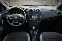 Dacia Sandero Stepway - deska rozdzielcza