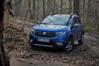 Dacia Sandero Stepway - z przodu