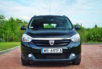 Dacia Lodgy 1,2 TCE Prestige - przód