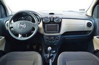 Dacia Lodgy 1,2 TCE Prestige - wnętrze