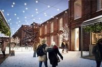 Nowe mieszkania na Księżym Młynie w Łodzi