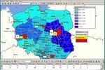 Mapa do analiz przestrzennych