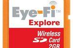 Karty SD Eye-Fi z funkcją Wi-Fi