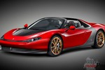 Ferrari Sergio – 6 egzemplarzy od Pininfariny