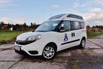 Fiat Doblo 1.4 16v Autonomy idealny dla niepełnosprawnych