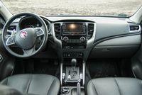 Fiat Fullback 2,4 180 KM - wnętrze