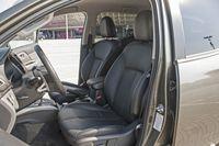 Fiat Fullback - przednie fotele