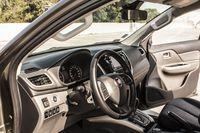Fiat Fullback - deska rozdzielcza