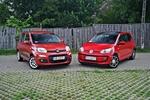 Fiat Panda 1.3 Multijet Easy vs Volkswagen Up! 1.0 High Up!