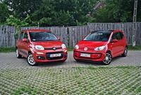Fiat Panda Easy i Volkswagen Up