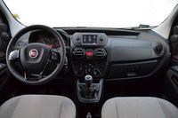 Fiat Qubo 1.3 Multijet Lounge - wnętrze