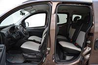 Fiat Qubo 1.3 Multijet Lounge - fotele