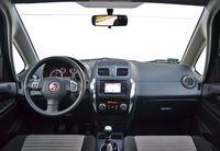 Fiat Sedici 2.0 MultiJet 4x4 Emotion - wnętrze