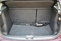 Fiat Sedici 2.0 MultiJet 4x4 Emotion - bagażnik