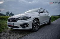 Fiat Tipo Station Wagon 1.6 Multijet 120 KM AT - z przodu