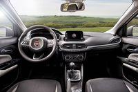 Fiat Tipo Hatchback - wnętrze