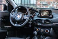 Fiat Tipo SW S-Design 1.6 Multijet - deska rozdzielcza