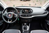 Fiat Tipo - wnętrze