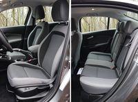 Fiat Tipo - fotele
