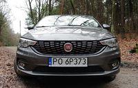 Fiat Tipo - przód