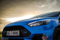 Ford Focus RS - przód