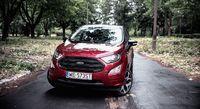 Ford Ecosport 1.0 140 KM St-line - z przodu