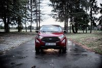 Ford Ecosport 1.0 140 KM St-line - przód