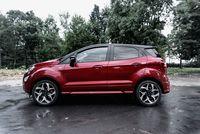 Ford Ecosport 1.0 140 KM St-line - bok