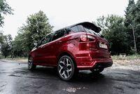 Ford Ecosport 1.0 140 KM St-line - z tyłu