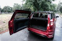 Ford Ecosport 1.0 140 KM St-line - bagażnik