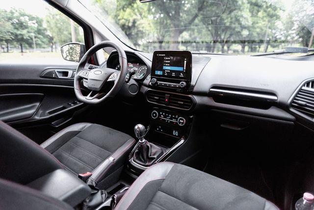 Ford Ecosport 1.0 140 KM St-line - bardziej eco czy sport
