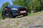 Ford Fiesta Black Edition potrafi podnieść adrenalinę