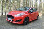 Ford Fiesta 1.0 EcoBoost Red Edition ze sportowym zacięciem