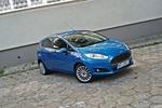 Ford Fiesta 1.0 EcoBoost Titanium: dużo frajdy z jazdy