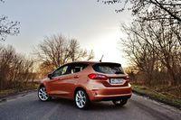 Ford Fiesta 1.0 Ecoboost Titanium - z tyłu