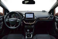 Ford Fiesta 1.0 Ecoboost Titanium - wnętrze
