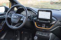 Ford Fiesta Active 1.0 Ecoboost 125 KM - deska rozdzielcza