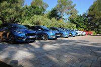 Ford Fiesta Active i ST - premiera w Nicei