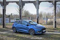 Ford Fiesta ST - bok
