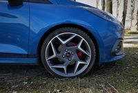 Ford Fiesta ST - koło